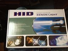 GSR400XENON LIGHT H4スライド式 6000K 55Wの全体画像
