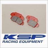 KSP engineering ATTAIN NSX専用KSPオリジナルブレーキパッド