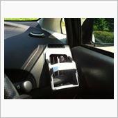 CAR MATE / カーメイト NZ505 ドリンクホルダー プリウス用ペア アクア色用
