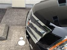 CTS スポーツワゴン不明 クロームグリルモールの全体画像
