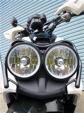 BW'S125KN企画 ダブルヘッドライトキットの単体画像