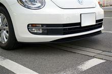 ザ・ビートル(カブリオレ)VW  / フォルクスワーゲン純正 フロントスカートの全体画像