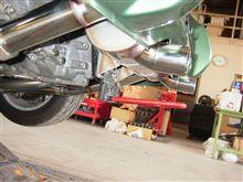 その他NB Handmade Stainless Racing Mufflerの単体画像