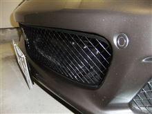 599フェラーリ(純正) GTOグリルの単体画像