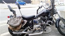 ジャズDAYTONA(バイク) ドラッグパイプマフラー (マグナ50用)の単体画像