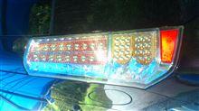 BRASSEN LEDテールランプ シャインストーンVer