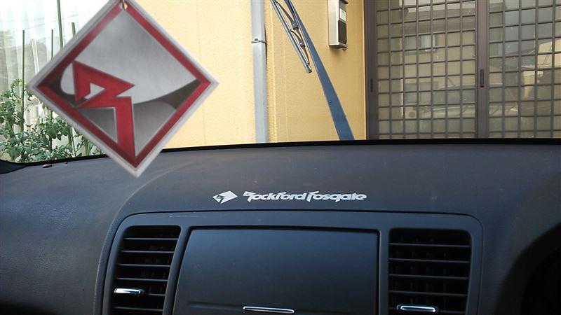 Rockford Fosgate ステッカー