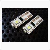 KSP engineering M Tecnologia フェラーリ360専用LEDフロントポジションバルブ