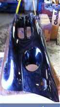 バイパーダッジ(純正) バイパーGTS フロントバンパーの単体画像