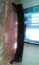ワゴンRスティングレークイーンズ エヴィデンス リアウイングの単体画像