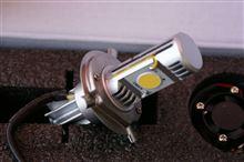 CBR125RCREE社製 LED ヘッドランプユニット(H4)の単体画像