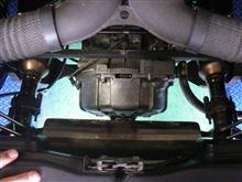 348有限会社 エクセリー ワンオフチタン製マフラーの単体画像