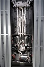 RS3Milltek Sport Cat-Back Exhaust Systemの全体画像