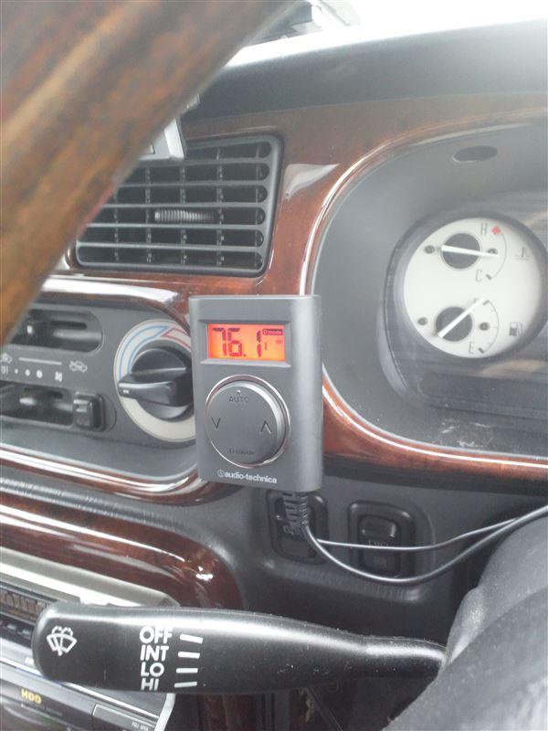 audio-technica AT-FMT900 FMトランスミッター