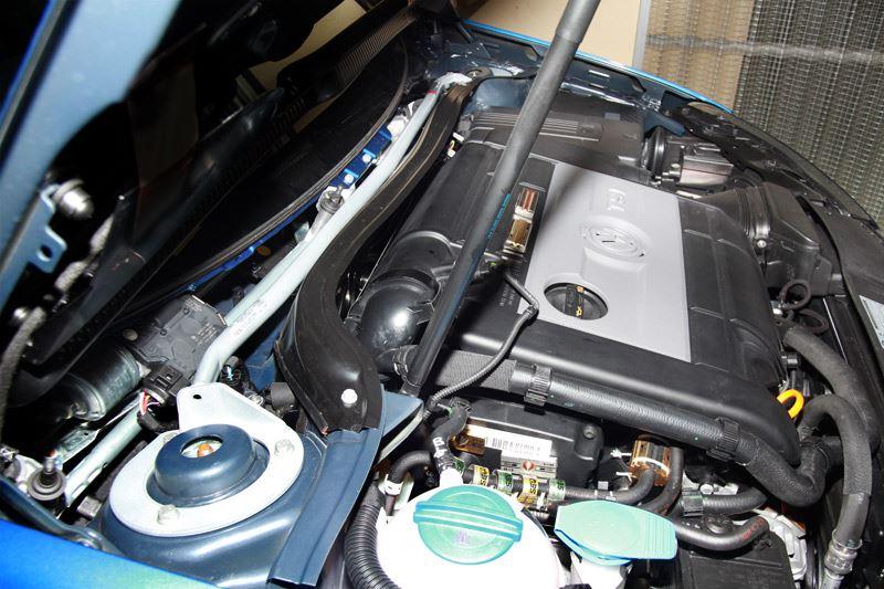 オクヤマ(OKUYAMA) S3スポーツバック ストラットタワーバー フロント スチール製 タイプI