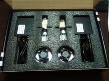 ボンゴトラックメーカー・ブランド不明 H4 LEDヘッドライトの単体画像