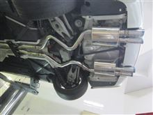 M3カブリオレiPE / Innotech performance exhaust iPE 可変バルブ マフラーの全体画像