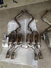 M3カブリオレDUALoop Formula Loop Exhaustの単体画像