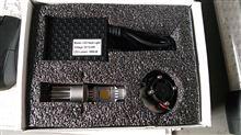 GS125E不明 LEDヘッドランプキットの単体画像