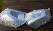 H3? ハマー H3 フロントバンパー コーナーカバーの単体画像