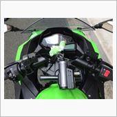 DAYTONA(バイク) マウントボルトNINJA250/R(`08-`13)