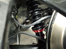 CR-VLARGUS フルタップ式車高調の全体画像