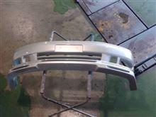 マークIIクオリスTAKERO'S フロントバンパースポイラーの単体画像