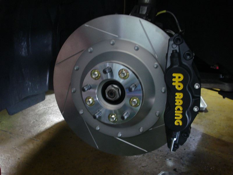 AP Racing Formula Big Brake Kits - CP5555