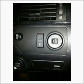 トヨタ(純正) MJ用ドアミラースイッチ