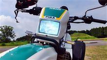 セロー不明 バイク用リレー内蔵式リレーレスHIDキットの単体画像