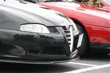 アルファGTコバルト Carbon Lip Spoiler /カーボンリップスポイラーの単体画像