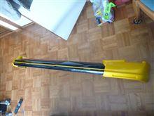 アクアAskaJapan アクア、フロントハーフスポイラーの単体画像