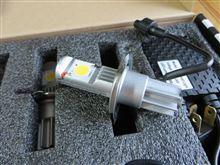 1007CREE LED HEAD LIGHT H4の単体画像
