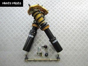 THE STEEZ THE STEEZ Drop Kit (車高調) 調整式スタビライザーリンク付き