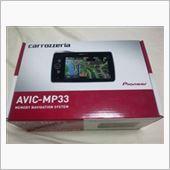 PIONEER / carrozzeria エアーナビ AVIC-MP33