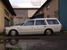 クラウンバントヨタ(純正) 120系クラウン フルキャップ(Dタイプ)の全体画像