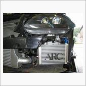 ARC-brazing 特注オイルクーラー
