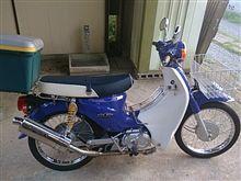 その他 (バイク)SP武川 / パワーサイレントオーバルマフラーの全体画像