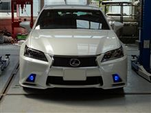 GSハイブリッドTHINK DESIGN  LEXUS GS[F-SPORT] FRONT LIP SPOILERの全体画像