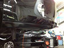 アベンシスワゴントヨタ(純正) フロントバンパーカバーの単体画像