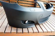 5シリーズ ツーリング台湾製 M5-Look フロントバンパーKITの単体画像