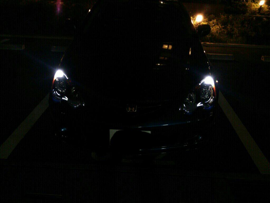 CAR MATE GIGA LEDウェッジ SUPERIO 6500K