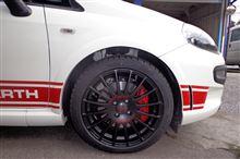 アバルト プントエヴォO・Z / O・Z Racing SUPERTURISMO GTの単体画像