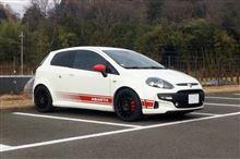 アバルト プントエヴォO・Z / O・Z Racing SUPERTURISMO GTの全体画像