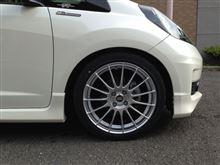 フィット(RS)ENKEI Racing Racing RS05の単体画像