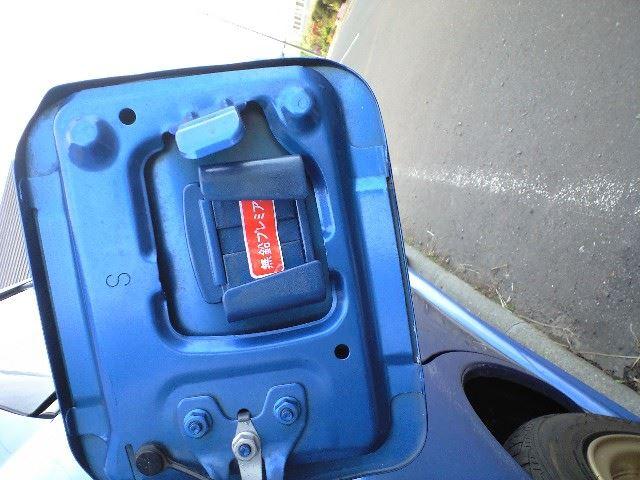 自作 給油キャップホルダー