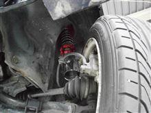 セルボ・モードSPIEGEL プロスペックネオ車高調の単体画像