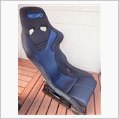 ASM / AUTOBACS ASM RECARO ASM Limited edition Mode RS-G ASM LIMITED BLUE