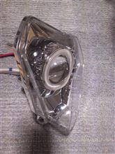 200 DUKE不明 HIDプロジェクター CCFLリング付の全体画像