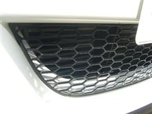 3シリーズ ツーリングBMW genuine parts 塗装 フロントバンパーダクトネットの全体画像